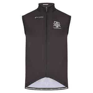 The Rake Riders Black Cycling Vest
