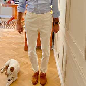 The Alexander Kraft Monte Carlo Contemporary Gurkha Trousers