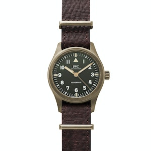 IWC PILOT WATCH AUTOMATIC 36mm SPECIAL EDITION FOR THE RAKE AND REVOLUTION