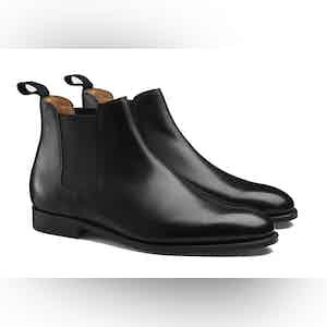Black Lawry Boots