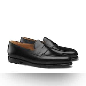Black Lopez Loafers