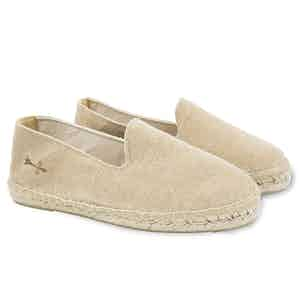 Brown La Havana Stonewashed Canvas Espadrilles