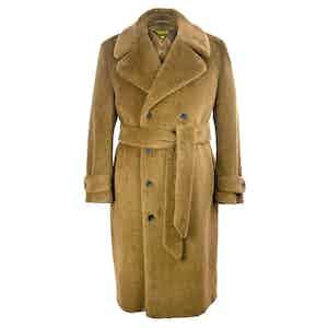 Tan Teddy Bear Coat