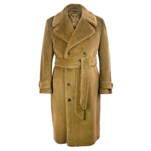 Tan Teddy Bear Coat
