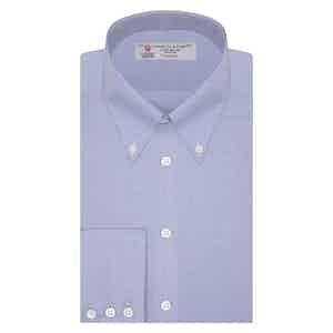 Blue Royal Button-Down Oxford Cotton Shirt