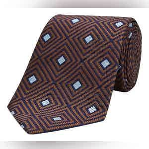 Tomorrow Never Dies Silk Tie