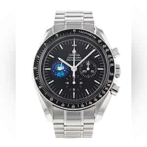 "Omega Speedmaster Moonwatch  ""Blue Snoopy"" 3578.51.00"