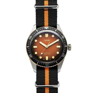 """Oris Divers Sixty-Five """"Honey"""" for TheRake and Revolution"""