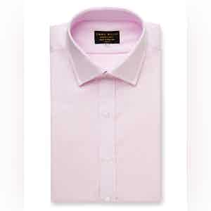 Pink Oxford Cotton Shirt