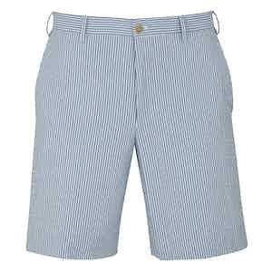 Sky Stripe Seersucker Shorts