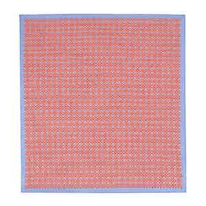 Red Cotton Mosaic Neckerchief