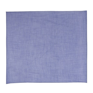 Blue Spotted Cotton Neckerchief