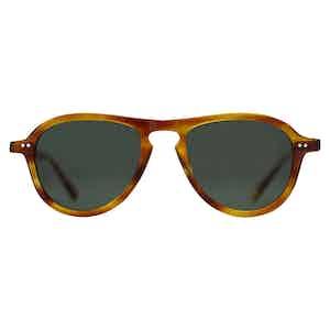 Desert Sun Acetate Californian Sunglasses