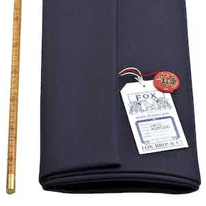 Classic Navy Fox Flannel Cloth