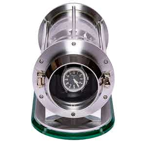 Optima Time Capsule Glass Watch Winder