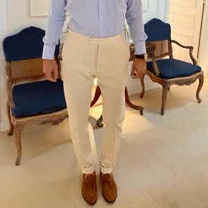 The Alexander Kraft Monte Carlo updated Riviera trousers