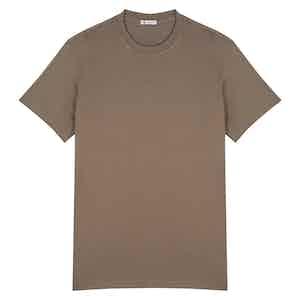 Mud Cotton Crew Neck T-shirt