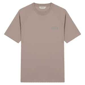 Powder Pink Cotton T shirt