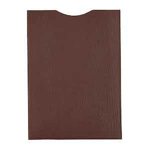 Mocha Brown Shark Bond St iPad Cover