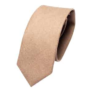Natural Wool Classic Tie