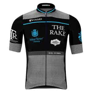 The Rake Riders Prince Of Wales Check NYC Edition Jersey