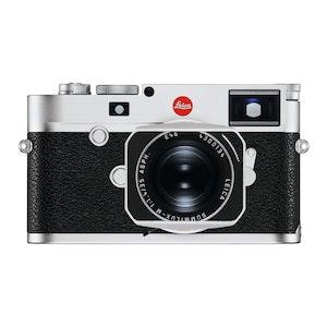 Leica M10-R Silver Chrome Set with Summilux-M 35mm f/1.4 ASPH