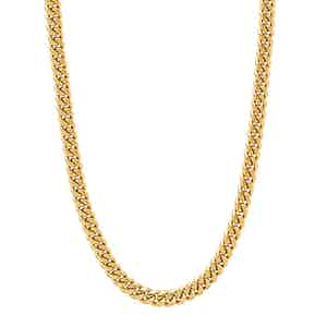 Gold Stainless Steel Large Gold Link Chain