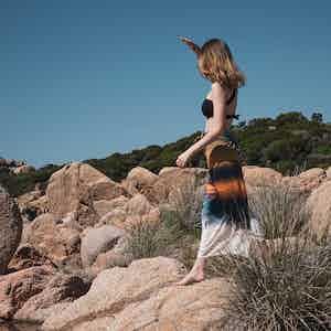 Lumio Beach Granite Island X Tara Matthews Sarong