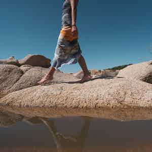 Lumio Palm Granite Island X Tara Matthews Sarong