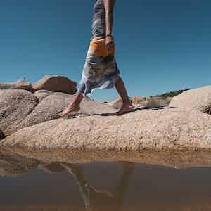 Murtoli Palm Granite Island X Tara Matthews Sarong