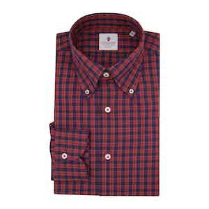 Red Flannel Tartan Shirt