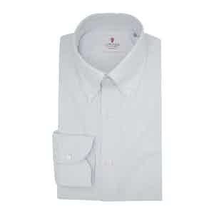 American Blue Cotton Oxford Shirt