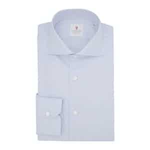 Blue Organic Cotton Little Oxford Shirt