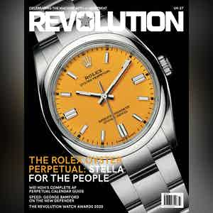 Revolution Issue 27