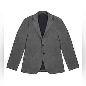 Grey Coustan Cotton Sports Blazer