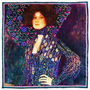 Emilie Floege Silk Pocket Square
