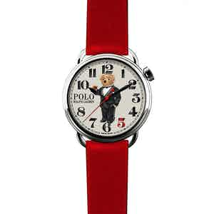 Ralph Lauren For The Rake Negroni Polo Bear Watch