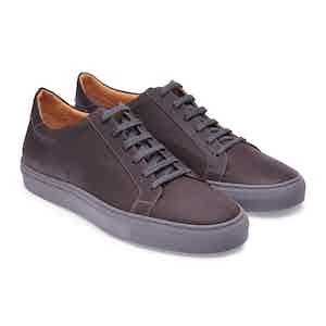 Grey Collare Sneakers