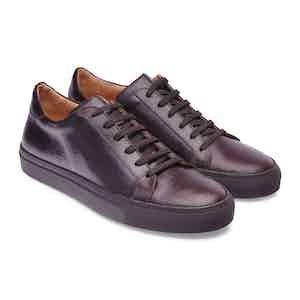 Brown Horsefront Classic Sneaker