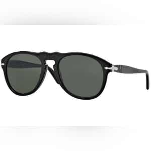 Icons PO0649 95/31 Black with Grey Lenses Sunglasses