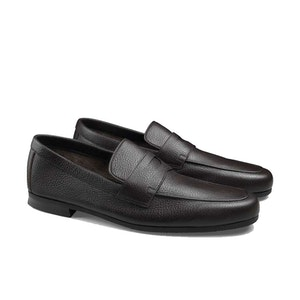 Brown Thorne Loafers