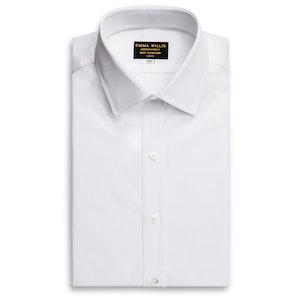 White Sea Island Cotton Shirt