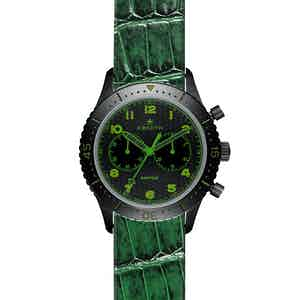 Zenith Cronometro TIPO CP-2 Green