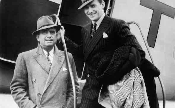 Boy Wonders: Douglas Fairbanks Sr & Jr