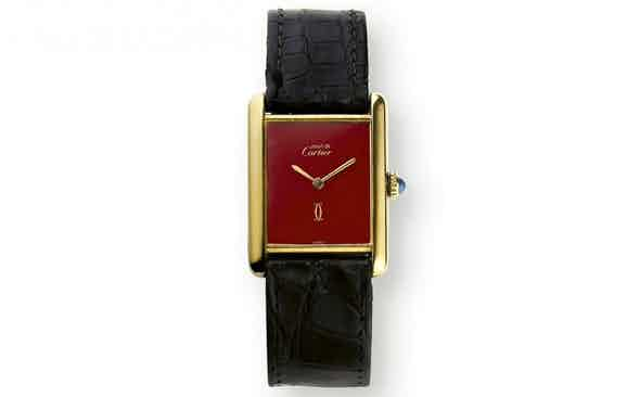 Invest: The Le Must de Cartier Tank