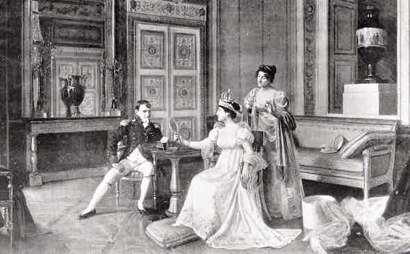 Pedigree Chums: A History of Aristocratic Incest