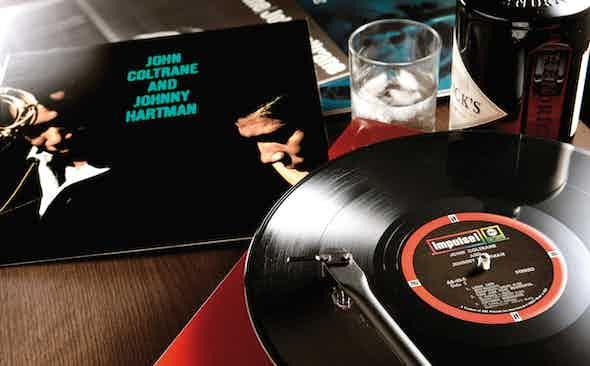 Six of the Best: John Coltrane and Johnny Hartman