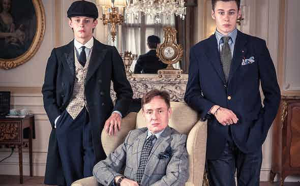 The Inimitable Foulkes Family