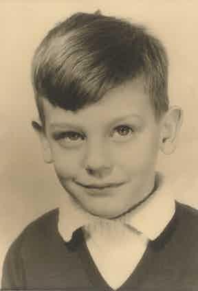Marc De Luca aged six.
