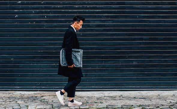 #SuitsAndSneakers pt II